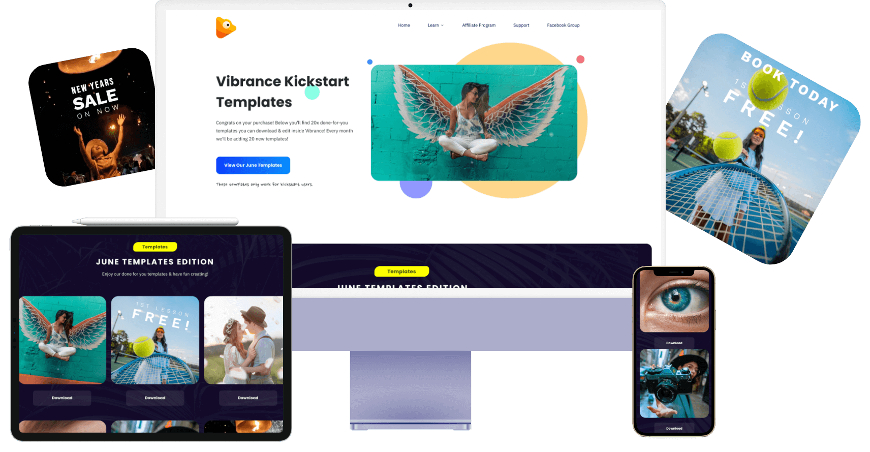 PhotoVibrance review and OTO